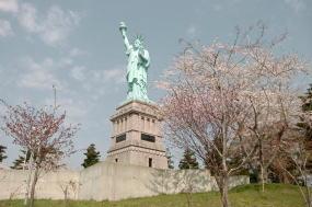 おいらせ町商工会|いちょう公園 自由の女神